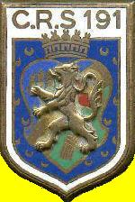 insigne crs 191