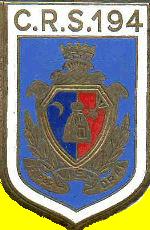 insigne crs 194