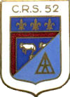 insigne ancienne crs52