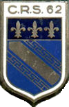 insigne ancienne crs62