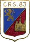 insigne ancienne crs83