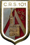 insigne ancienne crs101