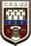 insigne ancienne crs122