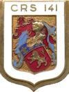 insigne ancienne crs141