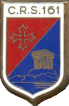 insigne ancienne crs161