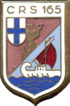 insigne ancienne crs165