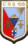 insigne ancienne crs166
