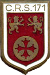 insigne ancienne crs171