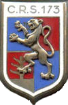 insigne ancienne crs173