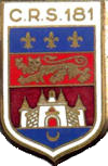 insigne ancienne crs181