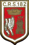 insigne ancienne crs182