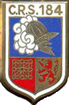 insigne ancienne crs184