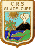 insigne crs guadeloupe